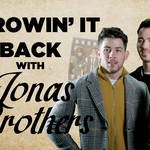 The Jonas Brothers play 'Throwin' It Back' with Capital