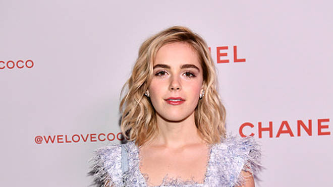 Mad Men actress Kiernan Shipka is now starring in Netflix' Sabrina reboot