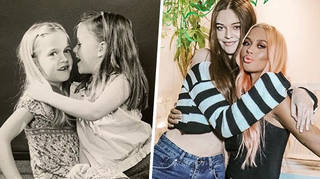 Lottie Tomlinson posts an emotional tribute to her sister, Félicité.