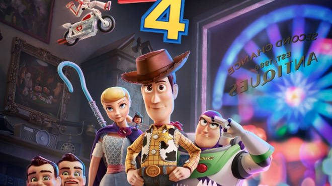Toy Story 4 is coming to the UK this summer