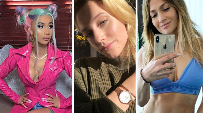 Cardi B joins Lili Reinhart and J Lo on the cast of Hustlers.