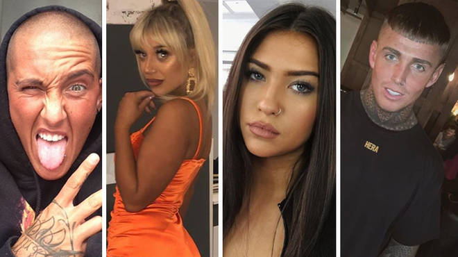 These are the new faces joining the Geordie Shore cast.