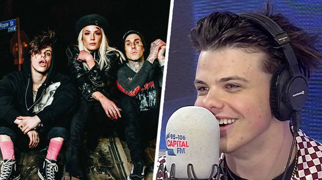 Yungblud revealed all about working with Halsey and Travis Barker on '11 Minutes'.