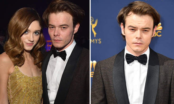 Stranger Things star Charlie Heaton age and girlfriend