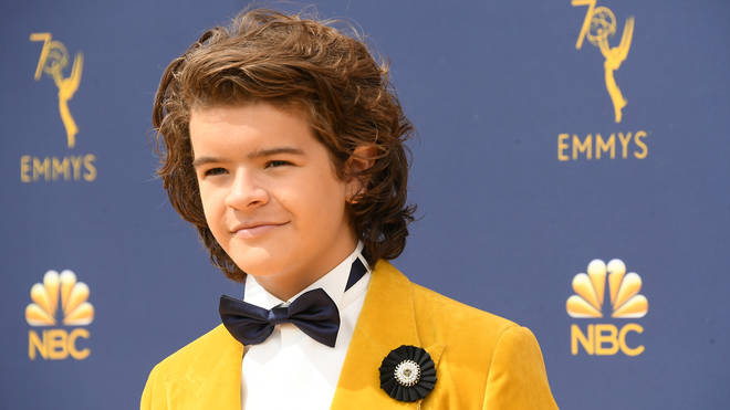 Stranger Things actor Gaten Matarazzo plays Dustin Hunderson in the Netflix series