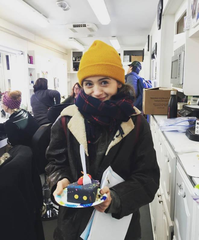 Charlie Heaton shared a sweet birthday message to Natalia in January 2018