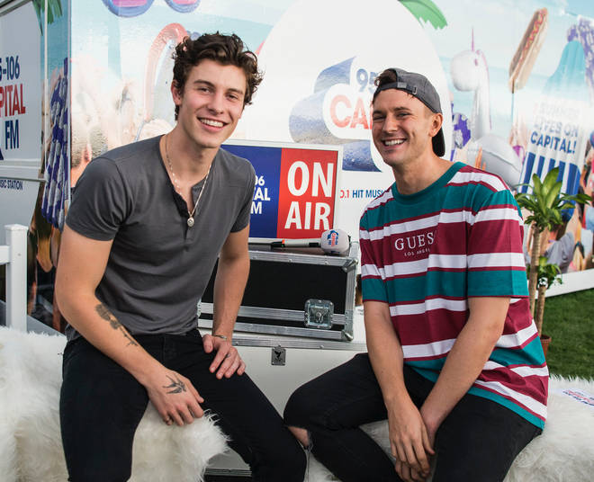 Shawn Mendes has been rumoured to play Elvis Presley in an upcoming biopic