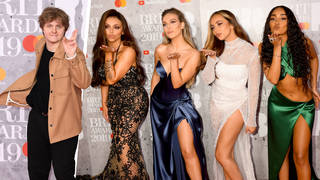 Lewis Capaldi asked Little Mix to record 'Touch Part 2' with him