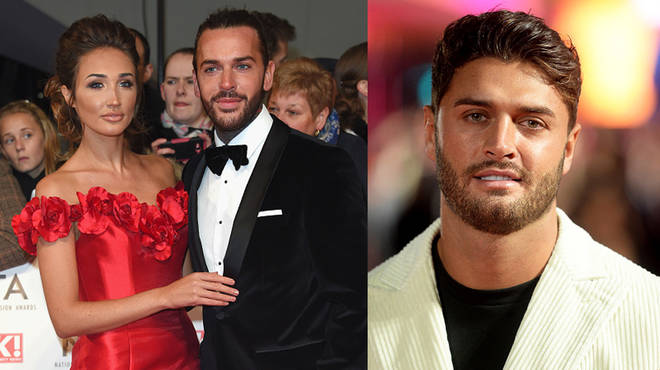 Pete Wicks supports ex Megan McKenna, following the death of Mike Thalassitis