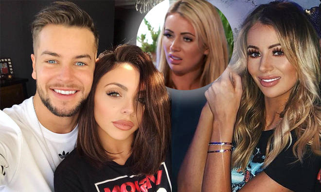 Olivia Attwood says Chris Hughes 'loves fame' so Jesy Nelson relationship unsurprising