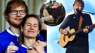 Ed Sheeran admits he was bullied throughout school in heartbreaking interview