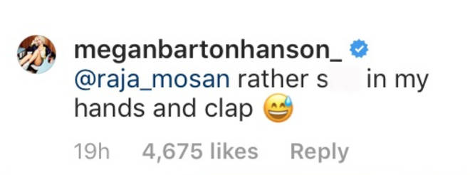Megan Barton Hanson's NSFW response to fan asking if she and Wes Nelson are rekindling