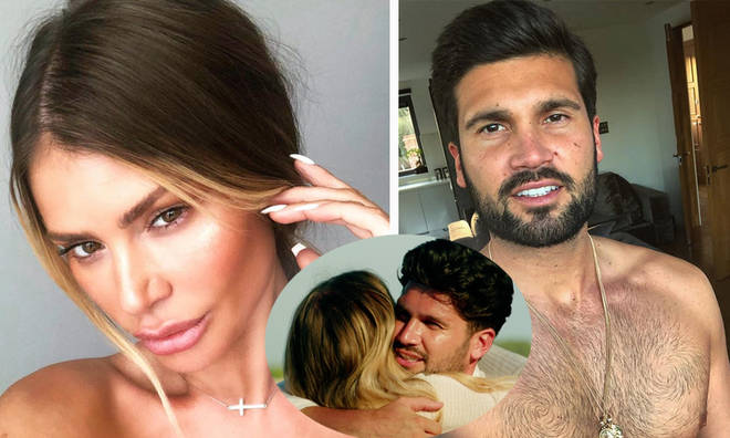 TOWIE's Chloe Sims confirms she and Dan Edgar are dating