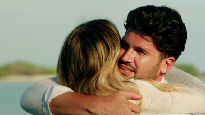 Chloe Sims and Dan Edgar admitted their feelings for each other on TOWIE