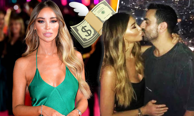 Lauren Pope is expecting her first child with Tony Keterman.