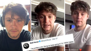 Niall Horan teases second solo album from studio