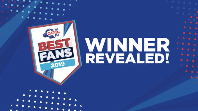 Capital's Best Fans 2019 - Winner revealed