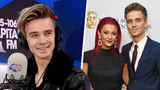 Joe Sugg complimented Dianne Buswell's video editing talents