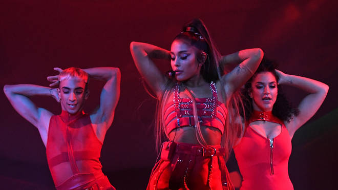 Ariana Grande's Sweetener World Tour kicked off on March 18