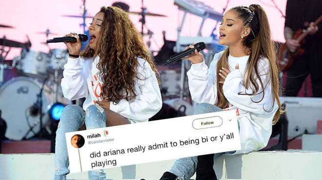 Ariana Grande and Victoria Monet have dropped 'Monopoly'