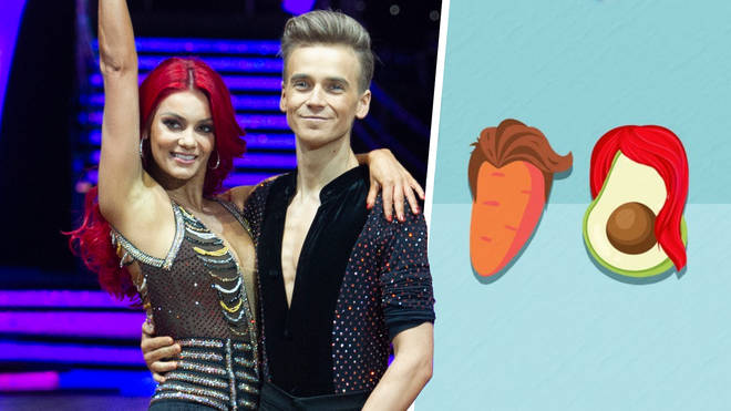 Joe Sugg and Dianne Buswell launch YouTube channel, 'In The Pan'