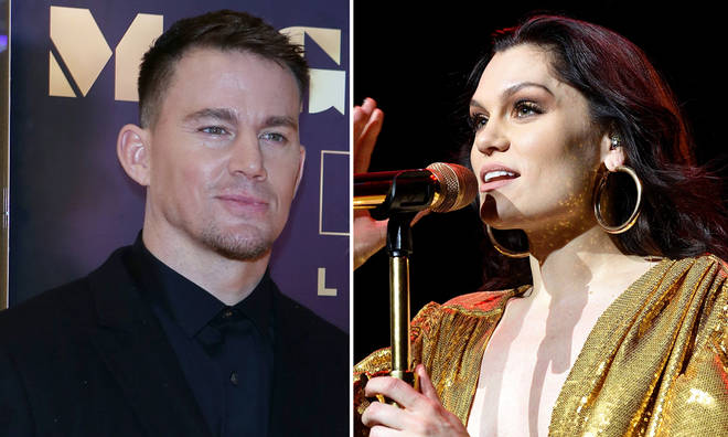 Channing Tatum described his time with Jessie J as 'magic'