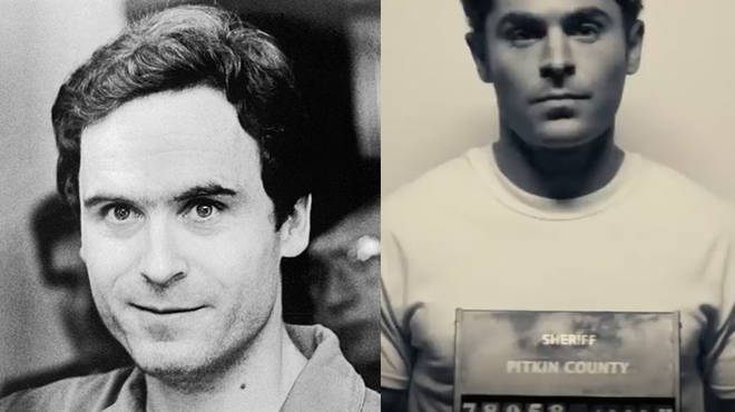 Zac Efron is playing serial killer Ted Bundy is his latest film