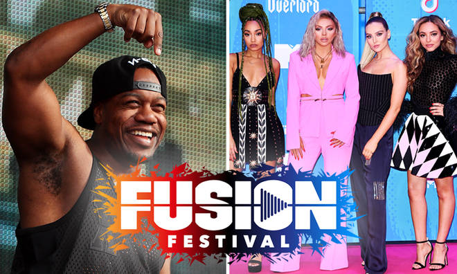Fusion 2019 announces its line-up which has Little Mix & Rudimental headlining