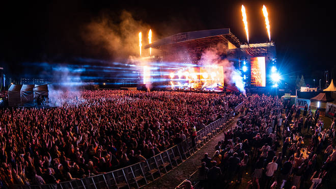 David Guetta and Shawn Mendes headlined Fusion 2018