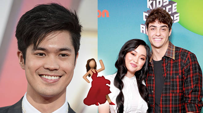 Noah Centineo and Ross Butler TWERK on the set of the To All The Boys I've Loved Before sequel