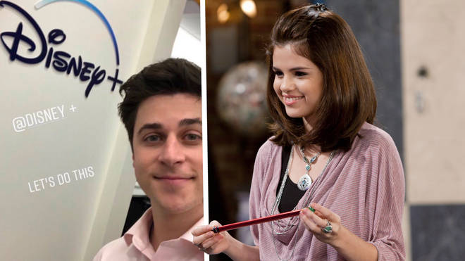 David Henrie has teased at a Wizards of Waverly Place reunion
