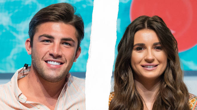 Jack Fincham and Dani Dyer announce their break-up