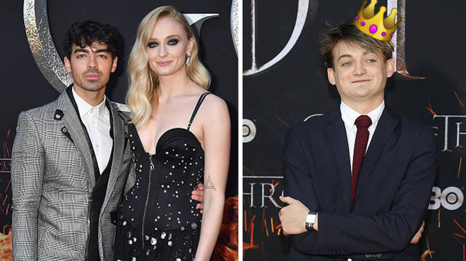Joe Jonas posts hilarious photo of Sophie Turner and Jack Gleeson