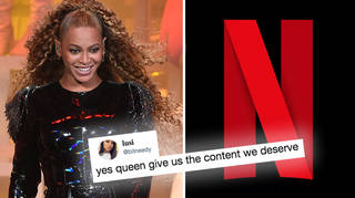 Beyoncé reportedly has Netflix documentary and album in works