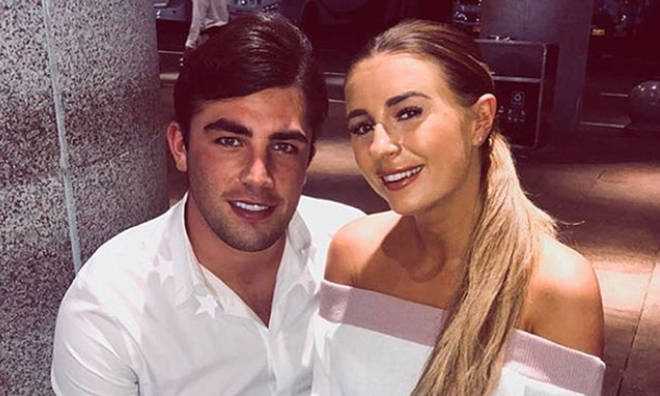 Dani Dyer said her relationship with Jack Fincham 'didn't work out'