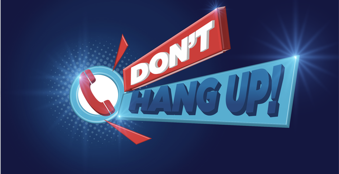 Capital Breakfast's Don't Hang Up!