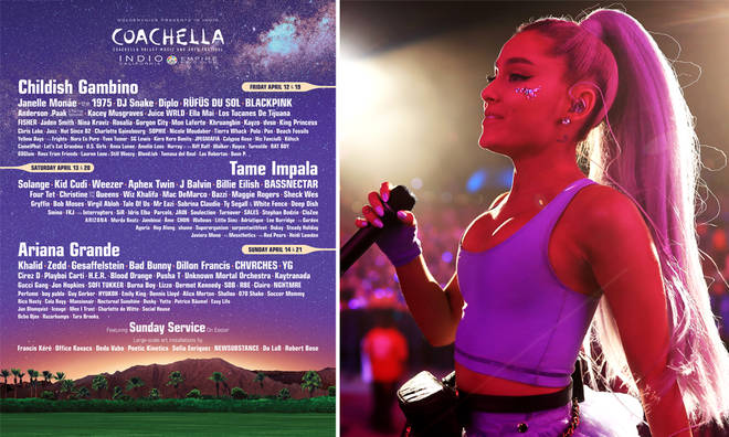 Ariana Grande Coachella 2019: Set List, Where To Watch & How