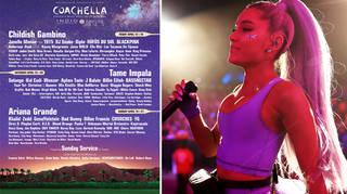 Ariana Grande is headlining Coachella 2019