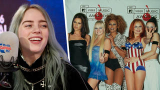 Billie Eilish saw Spice World and thought the singers were fake