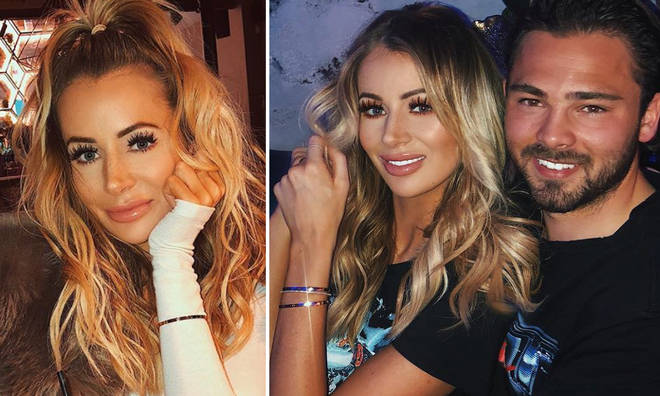 It's all over between Olivia Attwood and Bradley Dack.