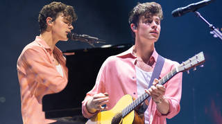 Shawn Mendes opened up about his battle with anxiety live on stage