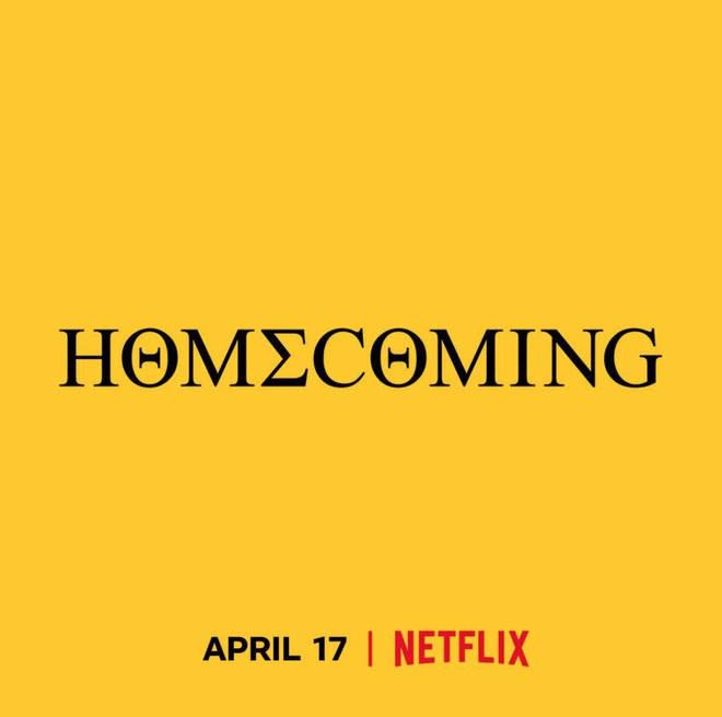 Homecoming: A Film By Beyoncé hits Netflix on April 27th
