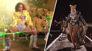 Beyoncé's Netflix film trailer is officially here