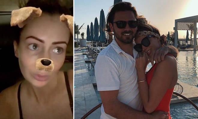 Olivia Attwood claimed she'd split from beau Bradley Dack
