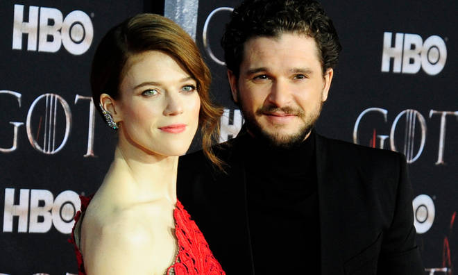 Game of Thrones' Kit Harington and Rose Leslie married in 2018
