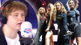 Lewis Capaldi reveals he was ghosted by Little Mix