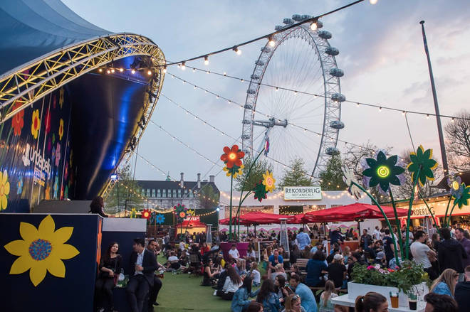 Underbelly Festival Southbank is back for 2019