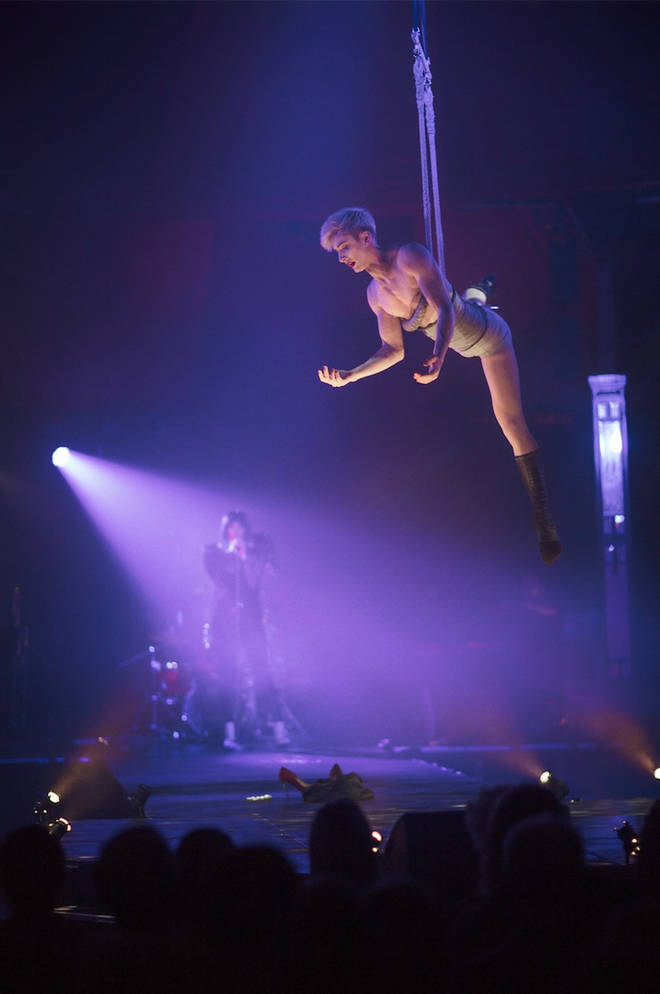 Underbelly Festival Southbank has Cabaret, Comedy, Circus and much more