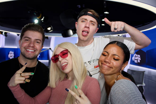 Ava Max caught up with Capital Breakfast with Roman Kemp
