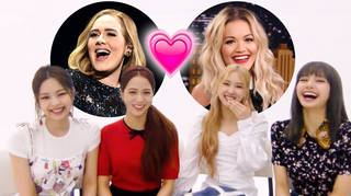 BLACKPINK want to collaborate with Adele and Rita Ora